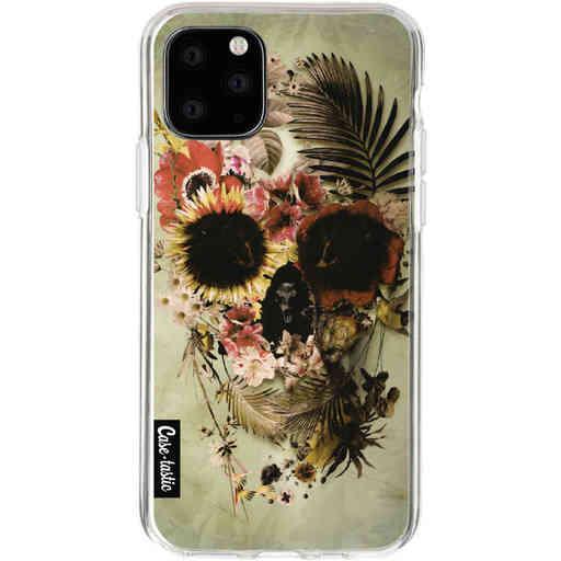 Casetastic Softcover Apple iPhone 11 Pro - Garden Skull Light