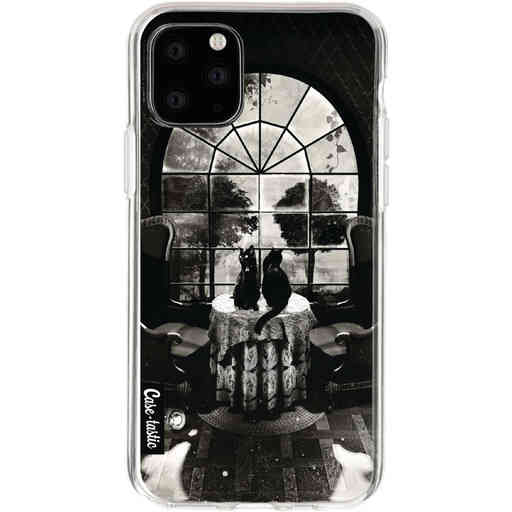 Casetastic Softcover Apple iPhone 11 Pro - Room Skull BW