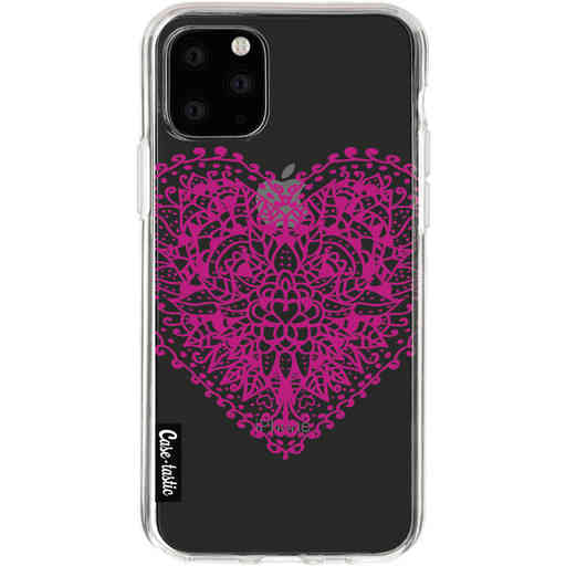 Casetastic Softcover Apple iPhone 11 Pro - Doodle Heart