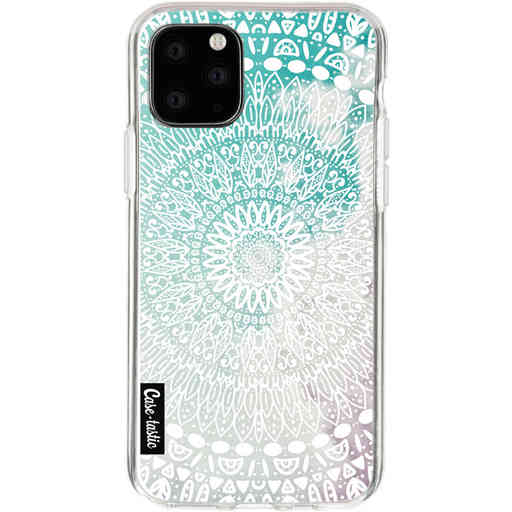 Casetastic Softcover Apple iPhone 11 Pro - Rainbow Mandala