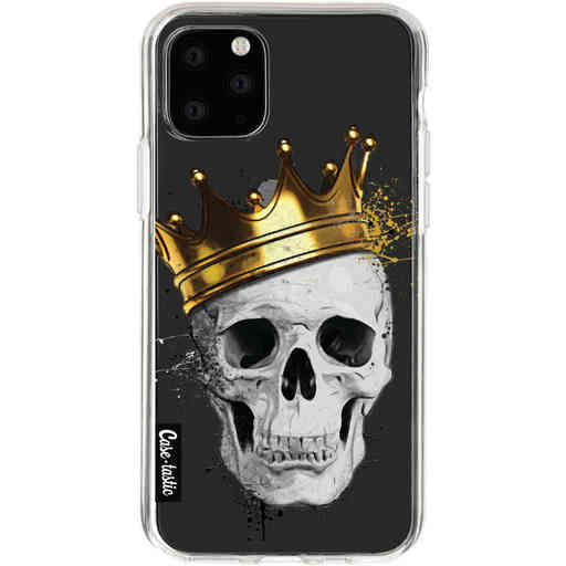 Casetastic Softcover Apple iPhone 11 Pro - Royal Skull