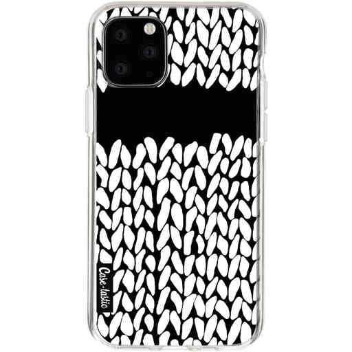 Casetastic Softcover Apple iPhone 11 Pro - Missing Knit Black