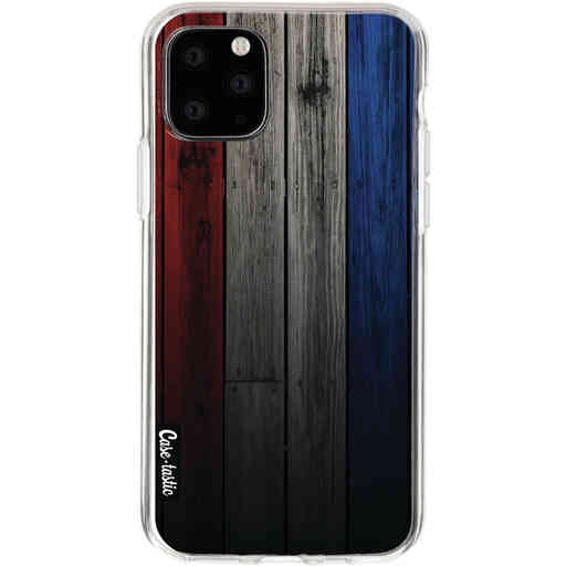 Casetastic Softcover Apple iPhone 11 Pro - Wooden Netherlands