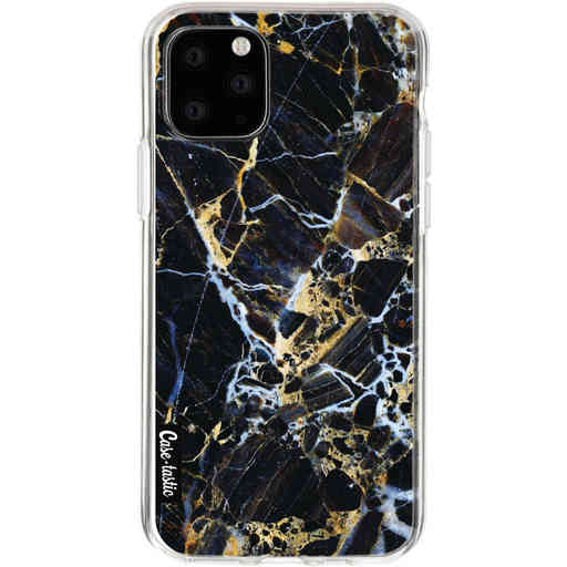 Casetastic Softcover Apple iPhone 11 Pro - Black Gold Marble