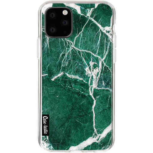 Casetastic Softcover Apple iPhone 11 Pro - Dark Green Marble