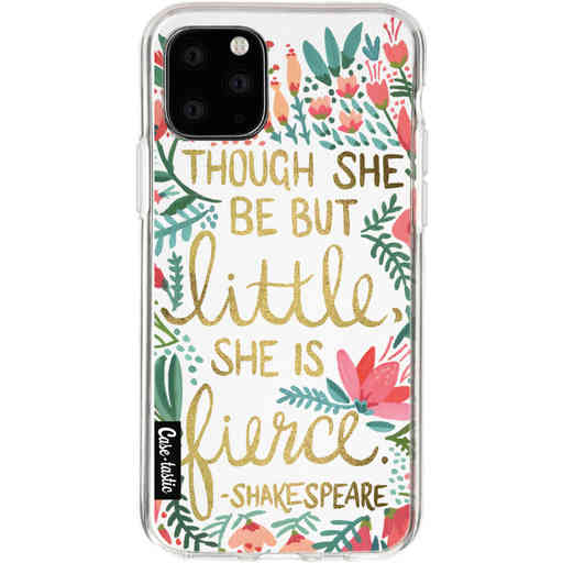 Casetastic Softcover Apple iPhone 11 Pro - Little Fierce White