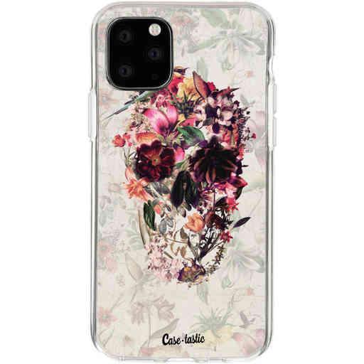 Casetastic Softcover Apple iPhone 11 Pro - Flower Skull