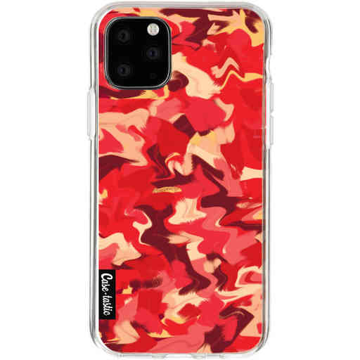 Casetastic Softcover Apple iPhone 11 Pro - Fire Camouflage