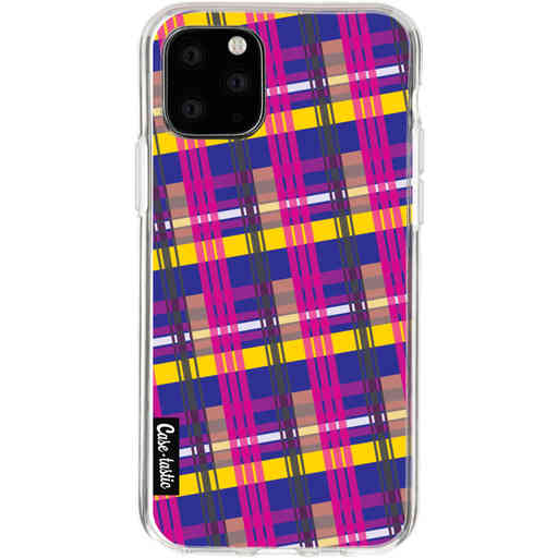 Casetastic Softcover Apple iPhone 11 Pro - Mixed Tartan