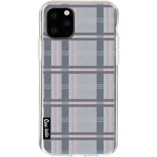 Casetastic Softcover Apple iPhone 11 Pro - Grey Tartan