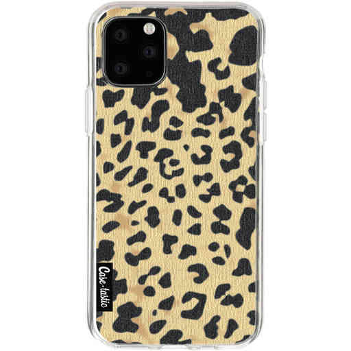 Casetastic Softcover Apple iPhone 11 Pro - Leopard Print Sand