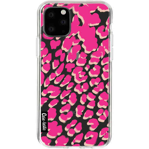 Casetastic Softcover Apple iPhone 11 Pro - Leopard Print Pink