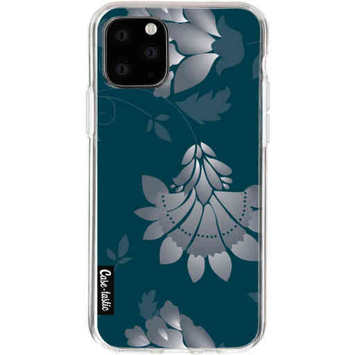 Casetastic Softcover Apple iPhone 11 Pro - Grey Dahlia Flower