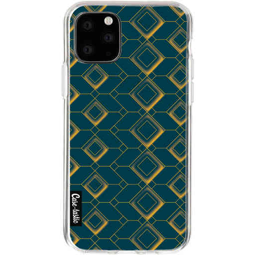 Casetastic Softcover Apple iPhone 11 Pro - Abstract Cubes