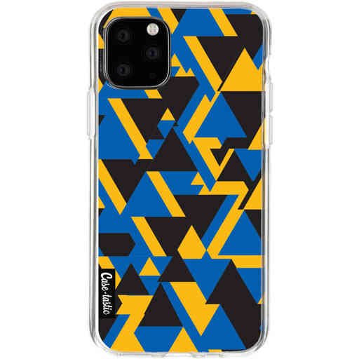 Casetastic Softcover Apple iPhone 11 Pro - Mixed Triangles