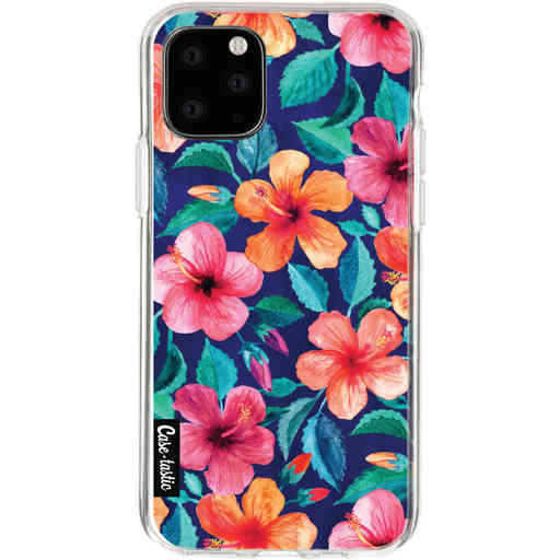 Casetastic Softcover Apple iPhone 11 Pro - Colorful Hibiscus