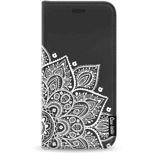 Casetastic Wallet Case Black Apple iPhone 11 Pro - Floral Mandala White