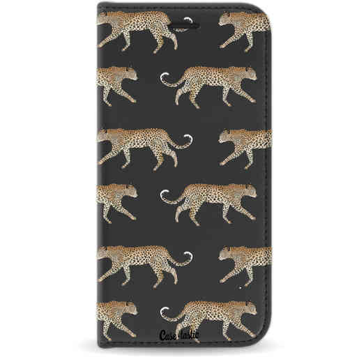 Casetastic Wallet Case Black Apple iPhone 11 Pro - Hunting Leopard