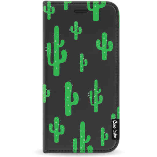 Casetastic Wallet Case Black Apple iPhone 11 Pro - American Cactus Green