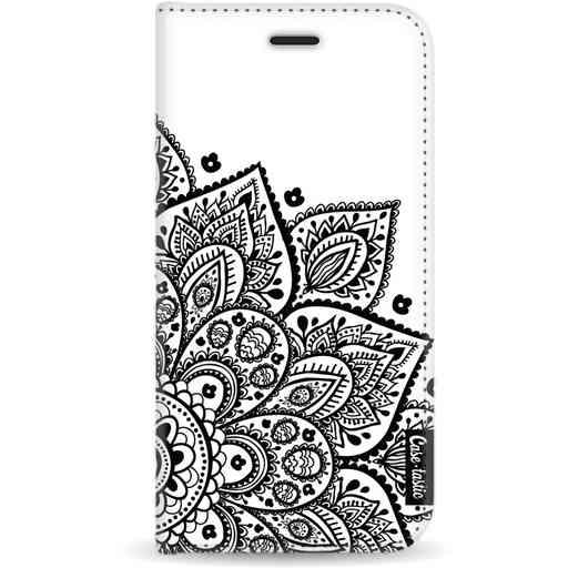 Casetastic Wallet Case White Apple iPhone 11 Pro - Floral Mandala