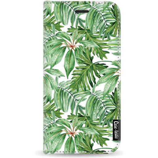 Casetastic Wallet Case White Apple iPhone 11 Pro - Transparent Leaves