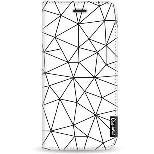Casetastic Wallet Case White Apple iPhone 11 Pro - So Many Lines! Black