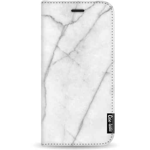 Casetastic Wallet Case White Apple iPhone 11 Pro - White Marble