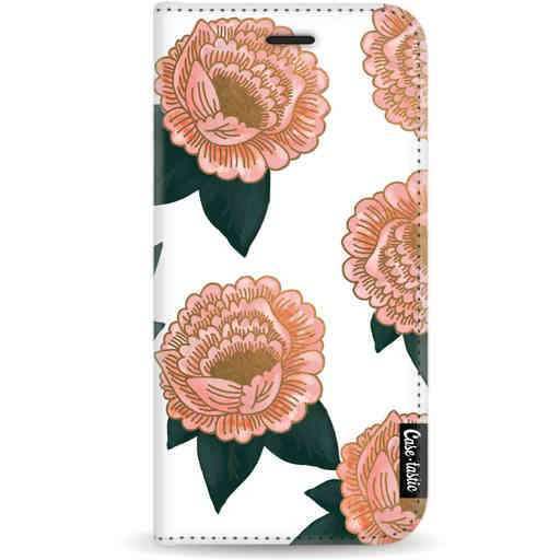 Casetastic Wallet Case White Apple iPhone 11 Pro - Winterly Flowers
