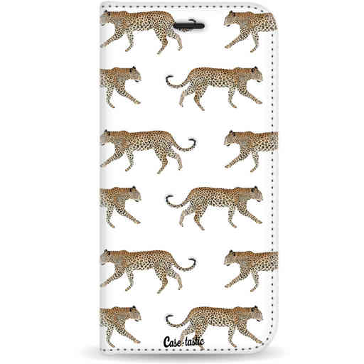 Casetastic Wallet Case White Apple iPhone 11 Pro - Hunting Leopard