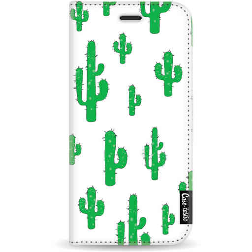 Casetastic Wallet Case White Apple iPhone 11 Pro - American Cactus Green