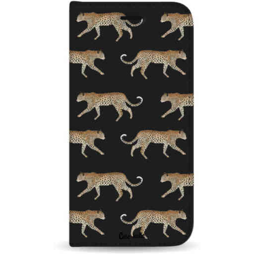 Casetastic Wallet Case Black Apple iPhone 11 Pro Max - Hunting Leopard