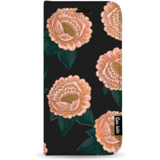 Casetastic Wallet Case Black Apple iPhone 11 Pro Max - Winterly Flowers
