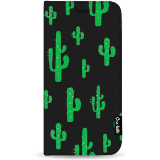 Casetastic Wallet Case Black Apple iPhone 11 Pro Max - American Cactus Green