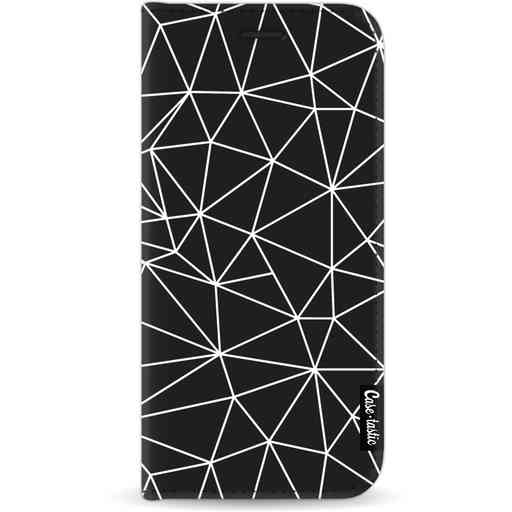 Casetastic Wallet Case Black Apple iPhone 11 - So Many Lines! White
