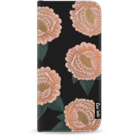 Casetastic Wallet Case Black Apple iPhone 11 - Winterly Flowers