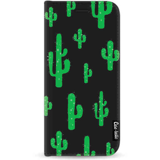 Casetastic Wallet Case Black Apple iPhone 11 - American Cactus Green
