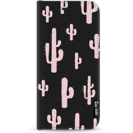 Casetastic Wallet Case Black Apple iPhone 11 - American Cactus Pink