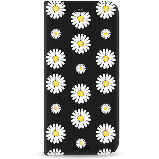 Casetastic Wallet Case Black Apple iPhone 11 - Daisies
