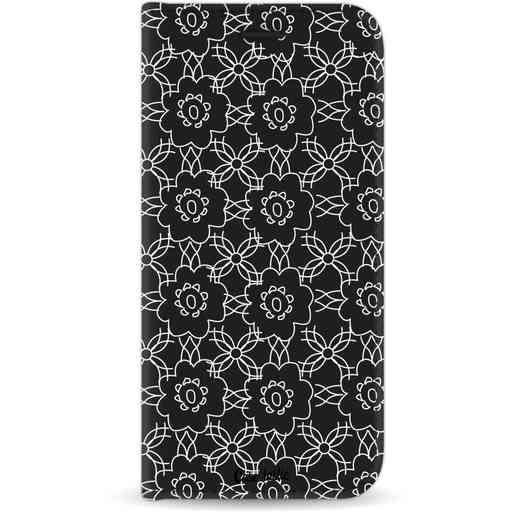 Casetastic Wallet Case Black Apple iPhone 11 - Flowerbomb