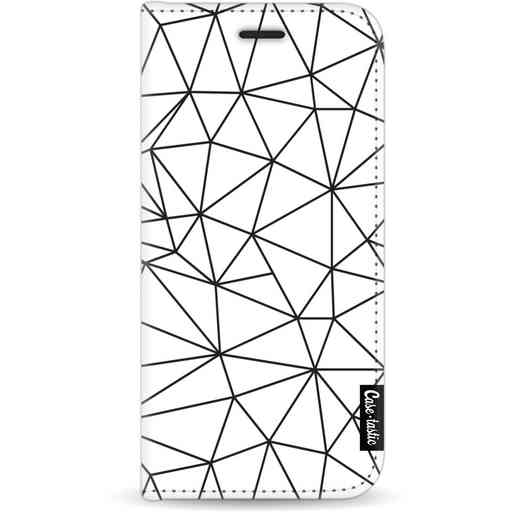 Casetastic Wallet Case White Apple iPhone 11 - So Many Lines! Black