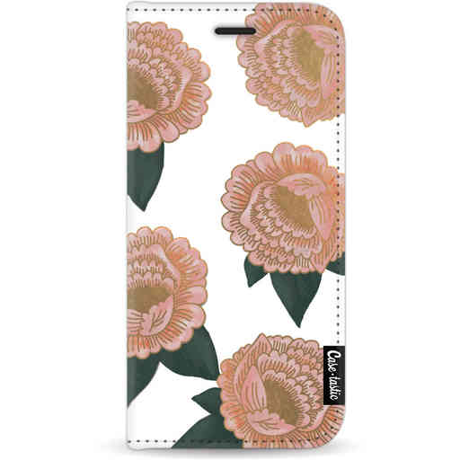 Casetastic Wallet Case White Apple iPhone 11 - Winterly Flowers