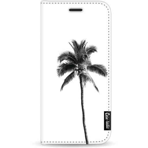 Casetastic Wallet Case White Apple iPhone 11 - Palm Tree Transparent