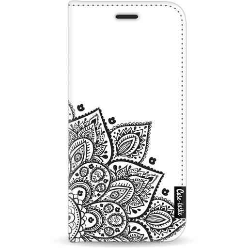 Casetastic Wallet Case White Apple iPhone 11 - Floral Mandala