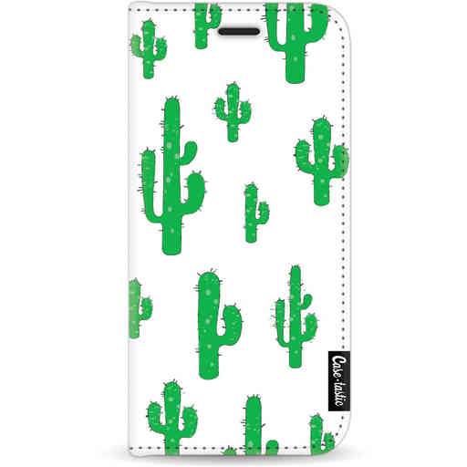 Casetastic Wallet Case White Apple iPhone 11 - American Cactus Green