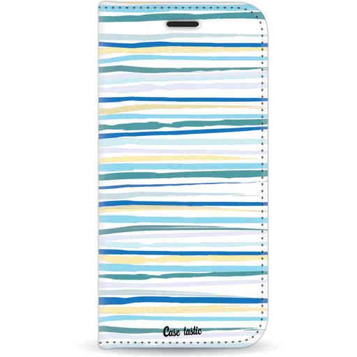 Casetastic Wallet Case White Apple iPhone 11 - Stripe Vibe