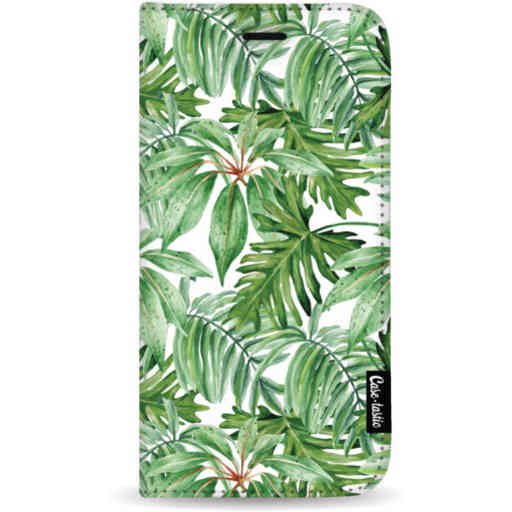 Casetastic Wallet Case White Apple iPhone 11 Pro Max - Transparent Leaves
