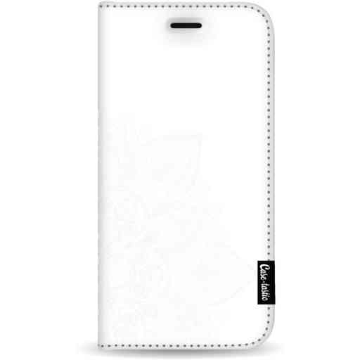 Casetastic Wallet Case White Apple iPhone 11 Pro Max - Floral Mandala White