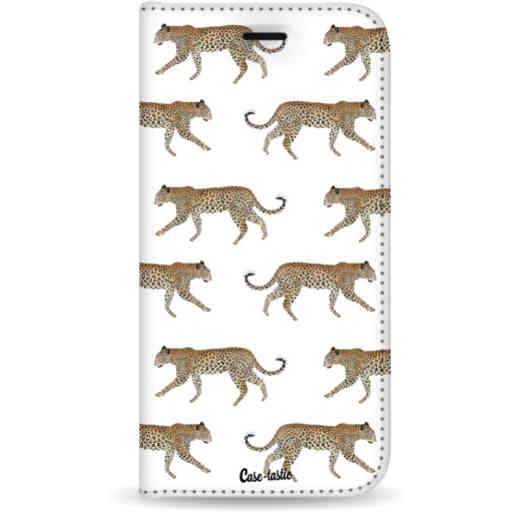 Casetastic Wallet Case White Apple iPhone 11 Pro Max - Hunting Leopard