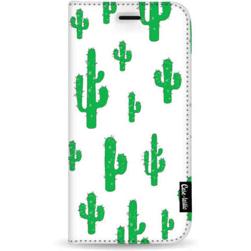 Casetastic Wallet Case White Apple iPhone 11 Pro Max - American Cactus Green
