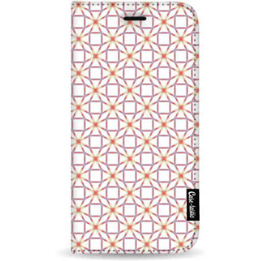 Casetastic Wallet Case White Apple iPhone 11 Pro Max - Geometric Lines Sweet